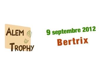 L'Alem Trophy se déroule à Bertrix le 9 septembre